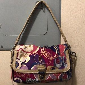 Coach Poppy Limited Bag.